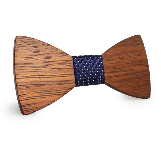 Dřevěný motýlek dětský Gaira 709089