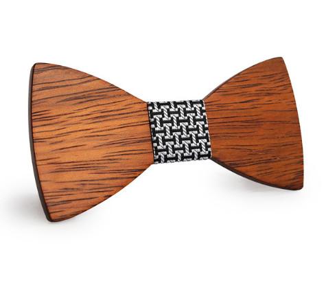 Dřevěný motýlek Gaira 709026