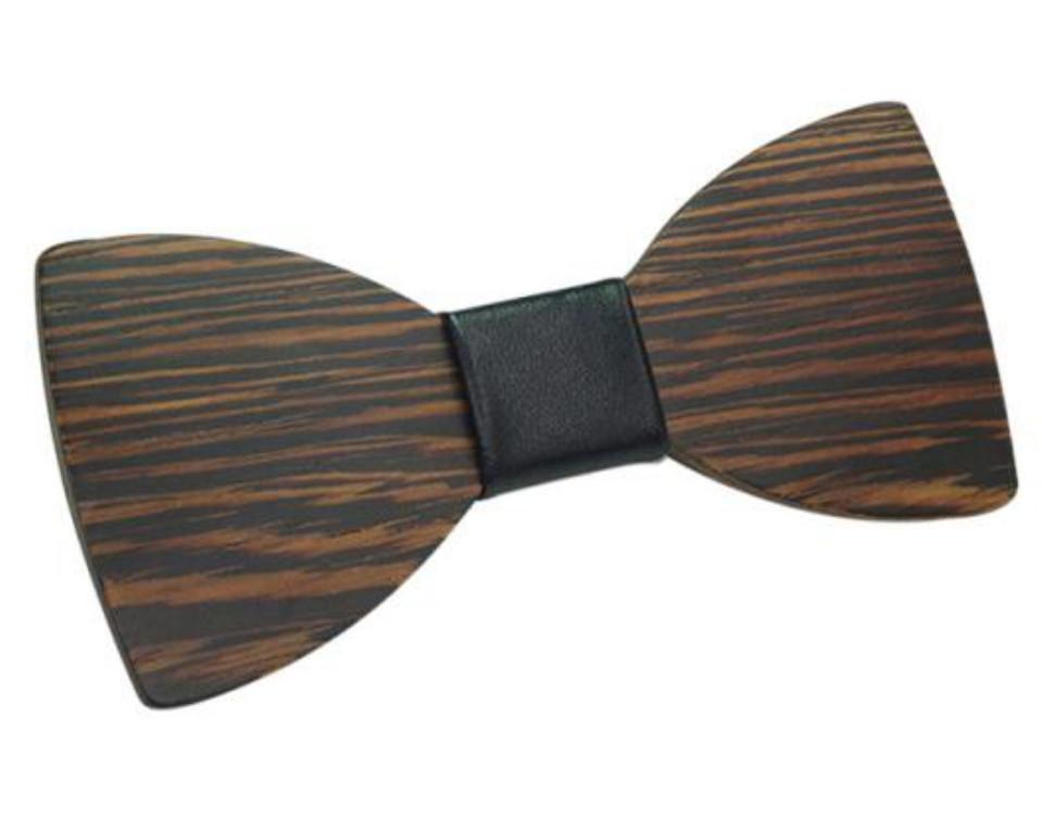 Dřevěný motýlek Gaira 709051