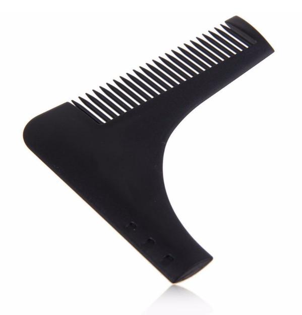 Hřeben pro úpravu vousů Gaira černý