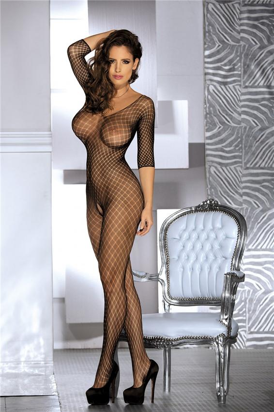 Bodystocking Margarita Black